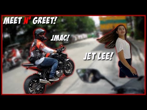 Jmac And Jet Lee's Meet N' Greet | Date Ulit Kami Sa Traffic Ni Jmac | R3 Francis