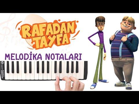 Rafadan Tayfa Şarkısı
