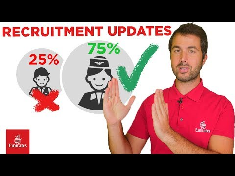 EMIRATES CABIN CREW | Did Emirates Stop Hiring MEN? EXPLAINED