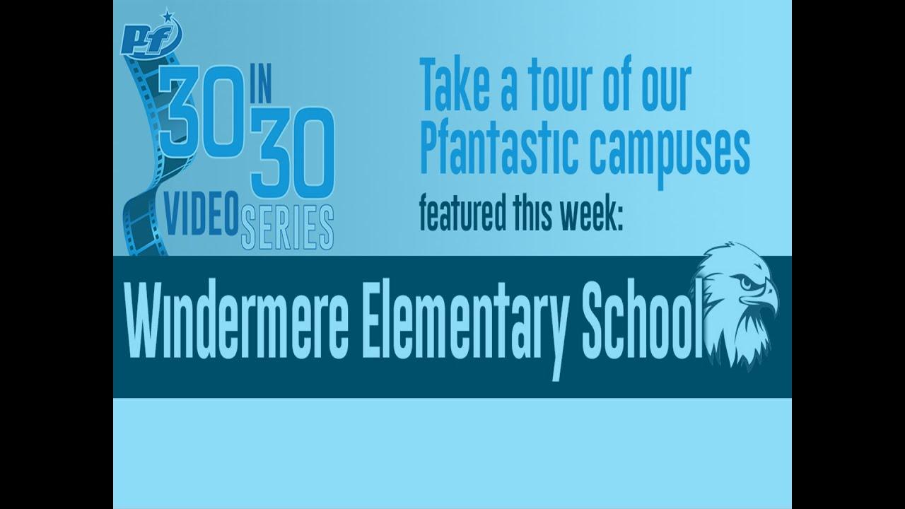 Windermere Elementary School / Homepage