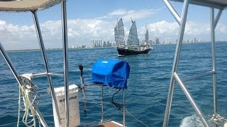 Fort Lauderdale to Miami by Catamaran