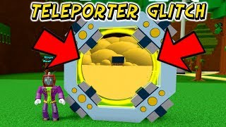 This Portal Teleporter Glitch Will Make You Rich In Build A Boat For Treasure In Roblox