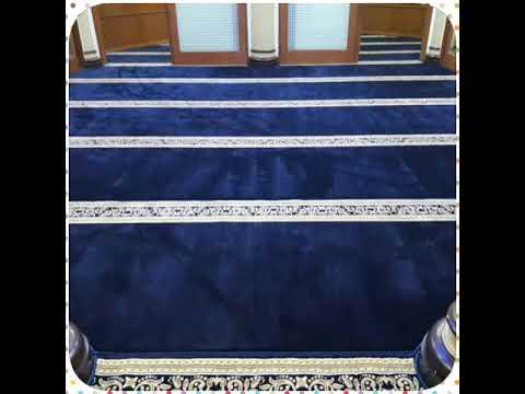 JUAL KARPET MASJID TURKI GRADE A ROYAL TABRIZ || 081310841727