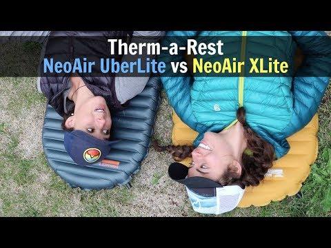 REGULAR Thermarest NEOAIR UBERLIGHT SLEEPING MAT