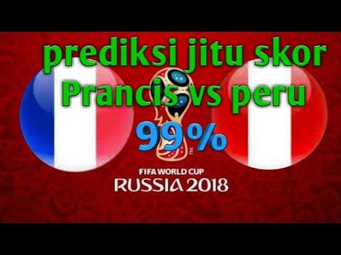 Prediksi Skor Jitu Prancis Vs Peru
