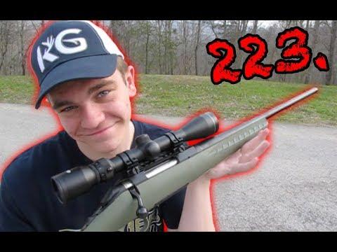 223 Ruger American Predator Bolt Action Rifle! *NEW GUN*