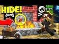 UNLOCKING THE CURSED ITEM! | PIRATE HIDE & SEEK! - Minecraft Mods
