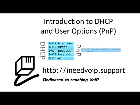 The Ultimate Tutorial for DHCP, DHCP Options, and Plug and Play