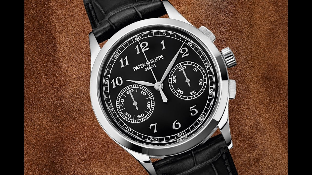 Review Patek Philippe 5170g Chronograph