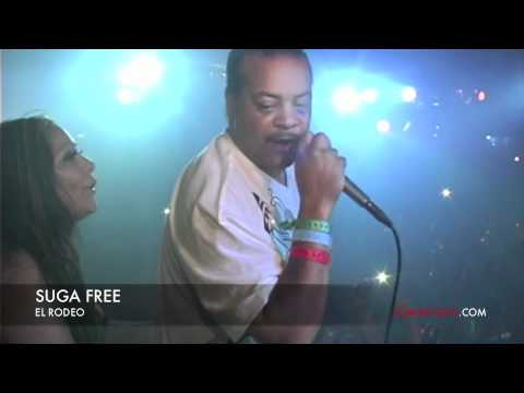 TOO SHORT AND SUGA FREE @ EL RODEO