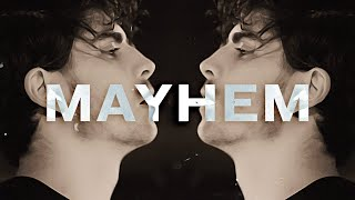 Смотреть клип Refuzion Ft. Wes Writer & Fawlin - Mayhem