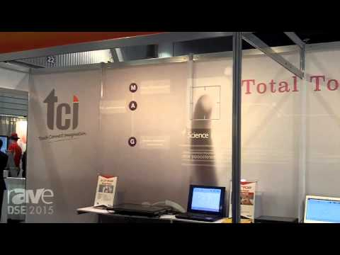 DSE 2015: Twinwill Communtech Inc. Presents 84″ Touch Panel Solution