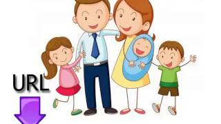 Бесплатные и простые в уроки для изучения немецкого   Урок второй   члены семьи