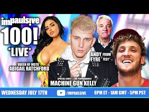 100 LIVE! THE 100TH EPISODE OF IMPAULSIVE