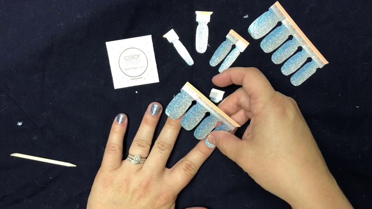 Color Street Halloween 2020.3 Ways To Apply Color Street Nail Strips