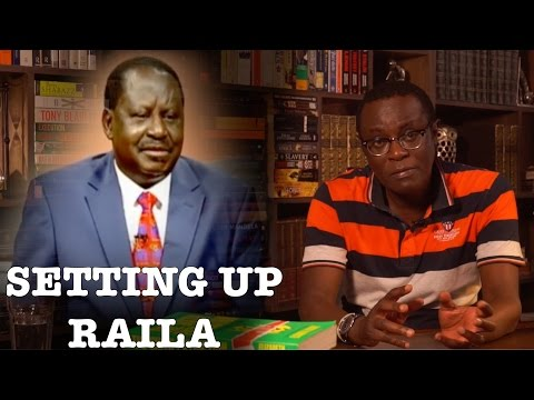 Is Raila Being Set Up as a War Monger? Is Mass Action a Trap?
