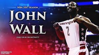John Wall 2017 NBA Mix - Heathens ᴴᴰ