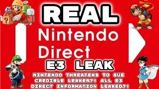 Download Video/Audio Search for Nintendo Direct Leak , convert