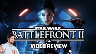 Star Wars Battlefront II PC Game Review