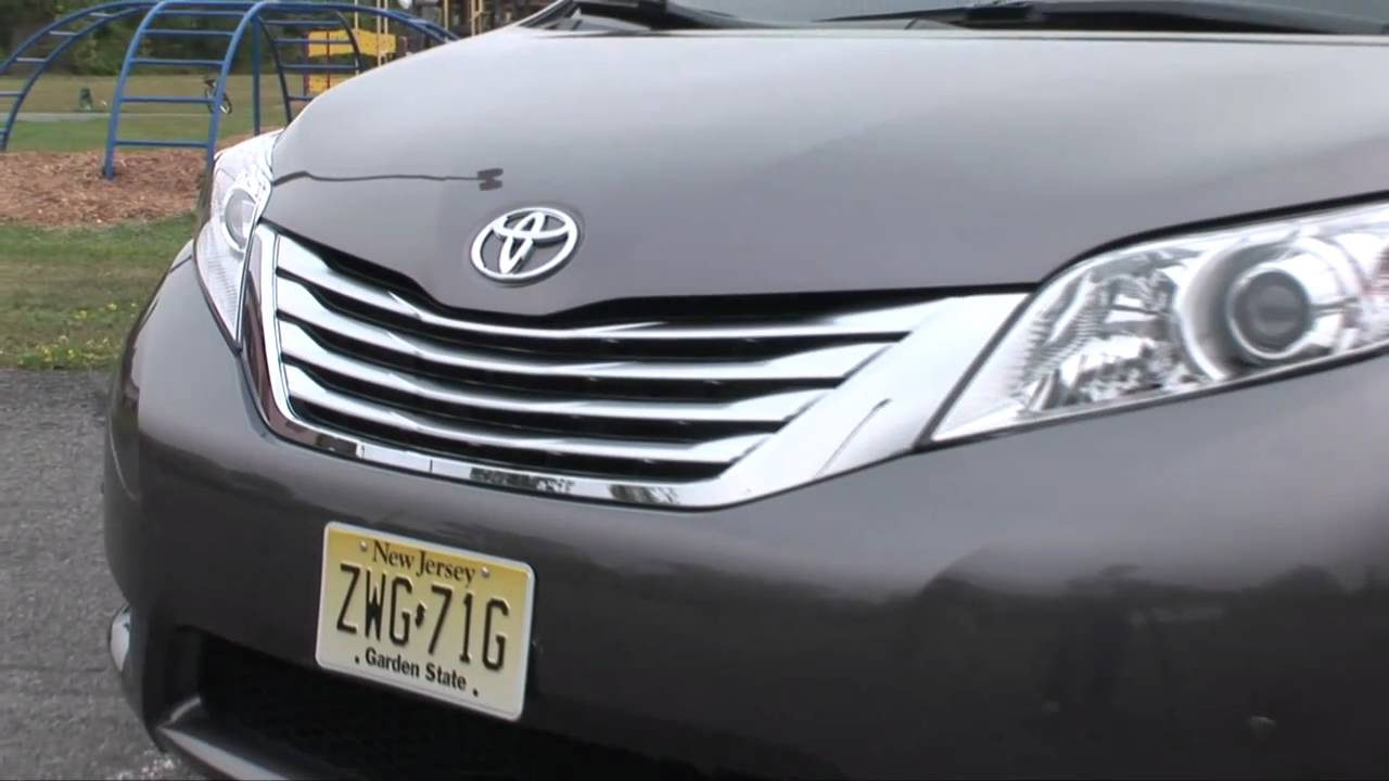 used sienna review vehicle expert toyota of
