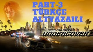 Need for Speed: Undercover 2008 Türkçe Altyazaılı Oynanış Örneklerden PS3-XBOX360-[PC]Steam Part-3