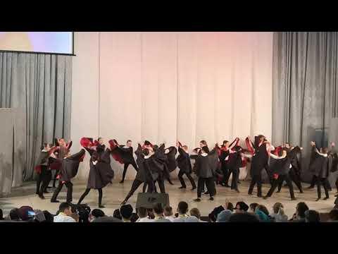Танцующая школа-2019 г. Сердобск