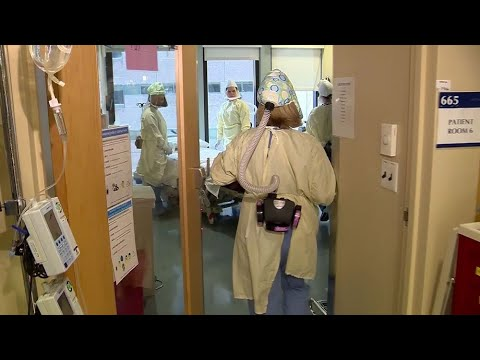 Massachusetts Hospitals Preparing For Expected Surge Of Coronavirus Patients