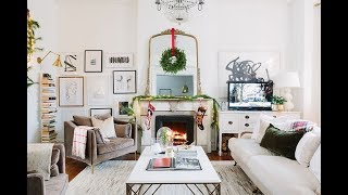 Holiday Home Tour || Everygirl Cofounder Alaina Kaczmarski's Chicago Greystone
