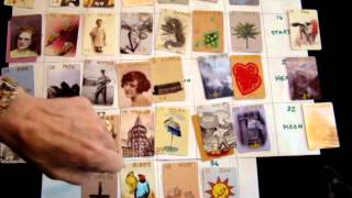 Lenormand Grand Tableau Tutorial (#3) - Reading 3 People in a Spread