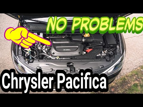 Chrysler Pacifica 3.6 Pentastar V6 Problems. No TICKING NOISE, no Rocker arm noise.