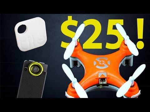 Лучшая техника по цене менее 25 долларов! - видео онлайн