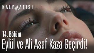 Eylül ve Ali Asaf kaza geçirdi! - Kalp Atışı 14. Bölüm