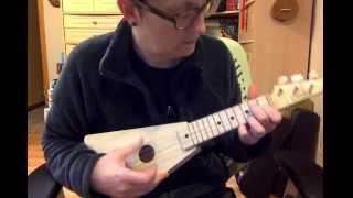 Wolfelele ukulele demo