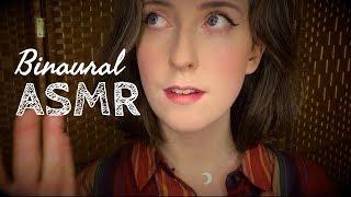ASMR | Binaural Microphone Test
