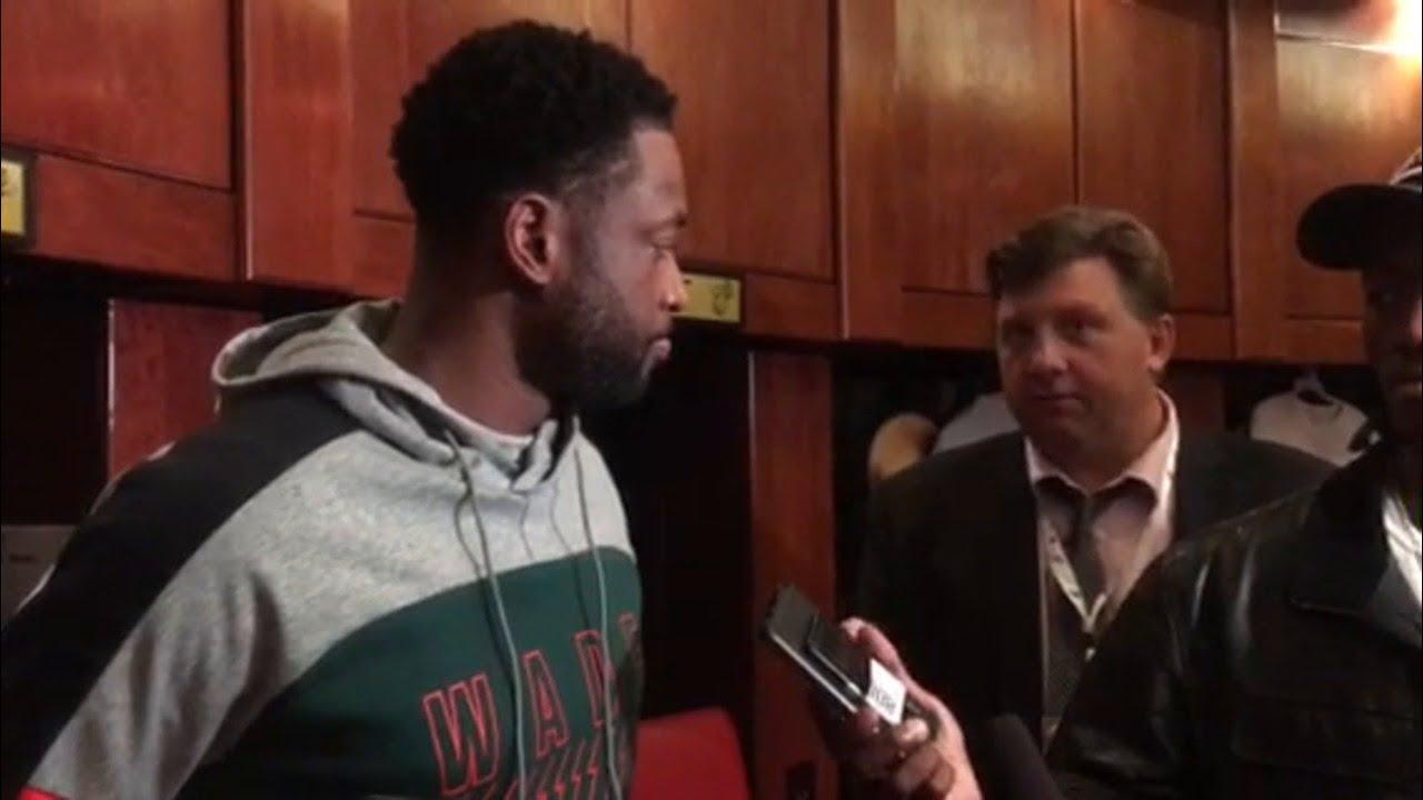 Dwyane Wade after Heat's win against Rockets: 'I feel like we've turned a corner'