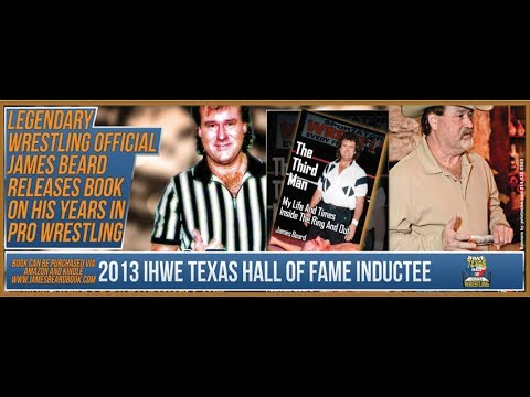 Referee James Beard Discusses the GWF, Dallas , His Book, and More