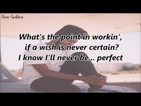 Khalid - Perfect (Lyrics)