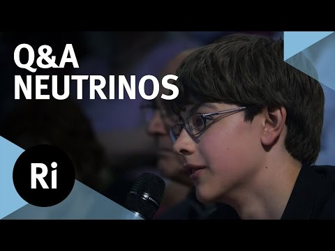 Q&A - How to Know a Neutrino - with Art McDonald