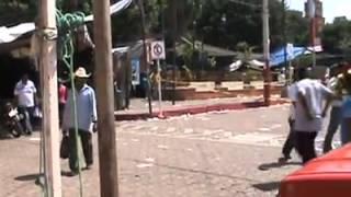 Axochiapan Morelos  - Toque de queda