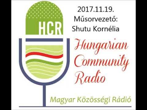 Magyar Kozossegi Radio Adelaide 20171119 Shutu Kornelia