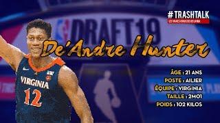 Draft NBA 2019 : De'Andre Hunter, le profil