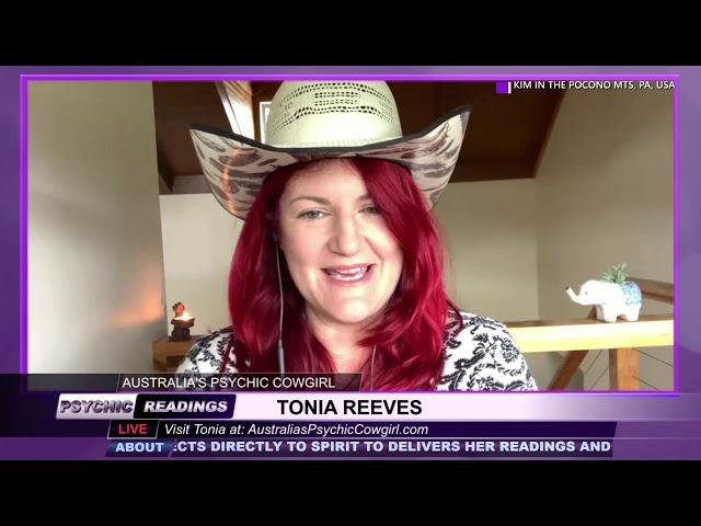 Australia's Psychic Cowgirl - October 16, 2019