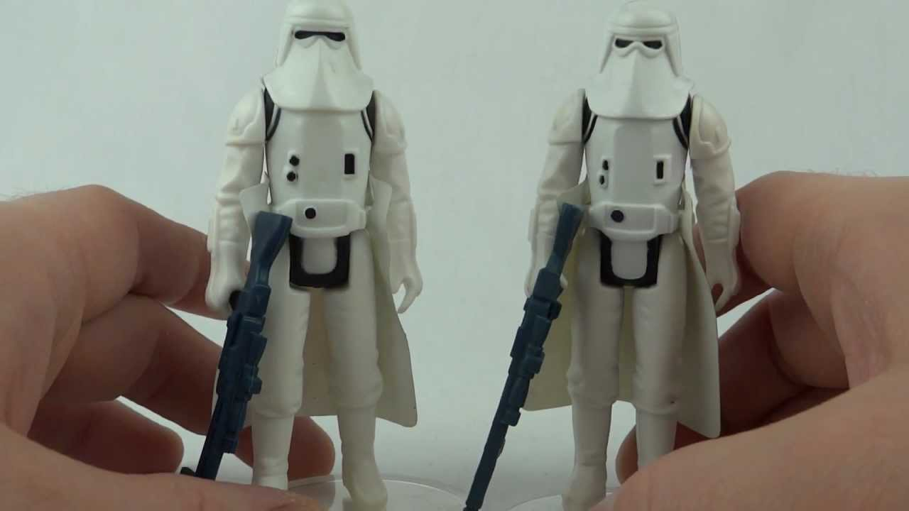 Hoth Stormtrooper Replacement CAPE Vintage Star Wars