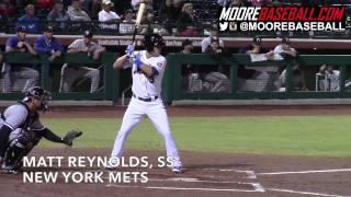 Matt Reynolds, SS, New York Mets @ReyRey_5 @ProspectWatchDV @MooreBaseball