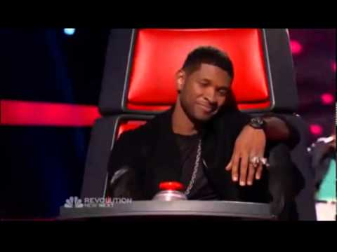 VEDO singing -Boyfriend- by Justin Bieber - The Voice USA 2013 Blind Audition Season 4 - YouTube