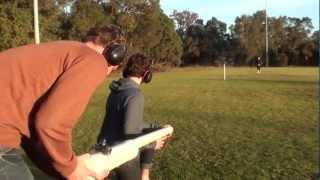 The Spud-Gun Shot - How Ridiculous