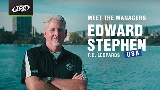 Meet The Managers #2 | Edward from USA | Top Eleven