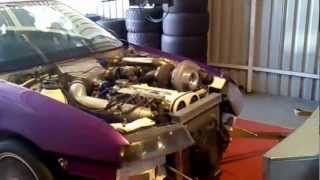 Opel Calibra on Dyno-927hp- (Marin Buličić)