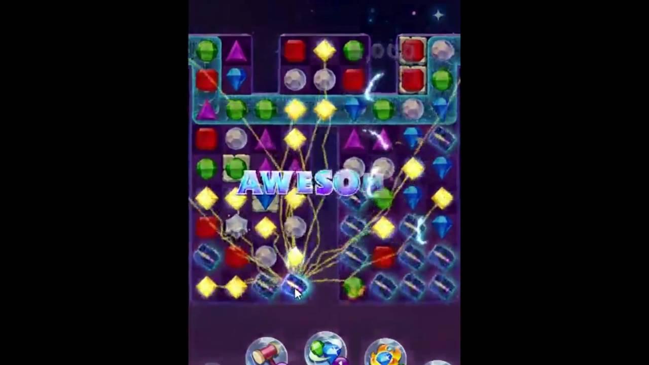 Bejeweled Stars Level 72 + BEJEWELED CASHGAME TIP!