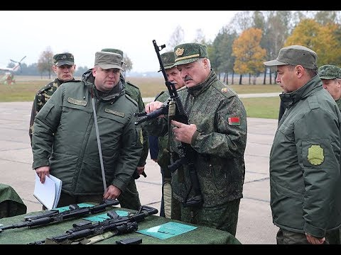 Армия Беларуси сегодня.